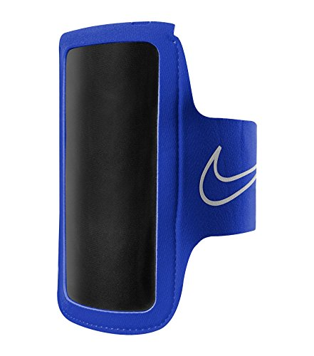 Nike Erwachsene Lightweight Arm Band 2.0 Game Royal/Silver