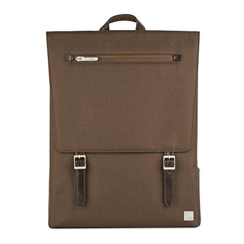 """41x0CFyZVPL - [Gravis] Moshi Helios Designer Rucksack für MacBook Pro 15"""", braun für 99€ statt 113,99€"""