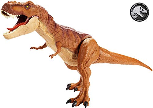 Jurassic World Tyrannosaurus Rex Supercolosal