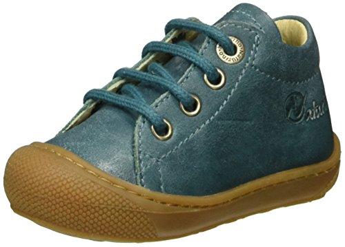 Naturino 3972, Chaussures Marche Mixte Bébé Vert - Grün (Erdoel_9110)