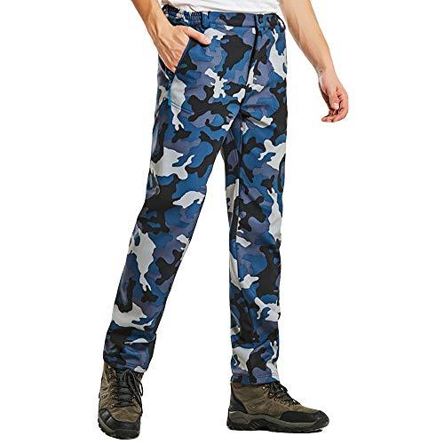 MA87 Outdoor-Camouflage-Hosen für Herren Wasserdichte Sport-Bergsteigerhose