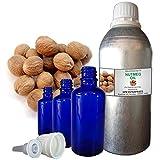 Huile essentielle de noix de muscade, 100% pure et naturelle