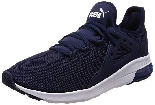 Puma Unisex-Erwachsene Electron Street Fitnessschuhe, Blau (Peacoat-Peacoat-Puma White), 44 EU