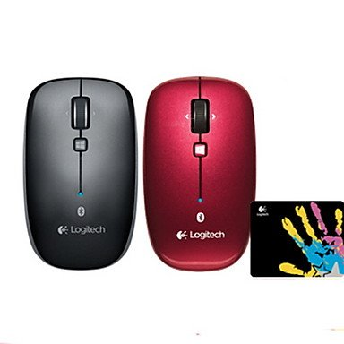Logitech M557 Mini Optical 1000dpi Wireless-Bluetooth-Maus , black (Optical Mini Logitech Mouse)