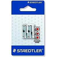 STAEDTLER 510 20 BKD - Afilalápices doble, 1 unidad