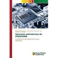 Sensores poliméricos de PUR/POMA: Avaliação na aplicação para língua eletrônica