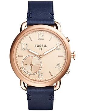 [Gesponsert]Fossil Q Damen Hybrid Smartwatch FTW1128