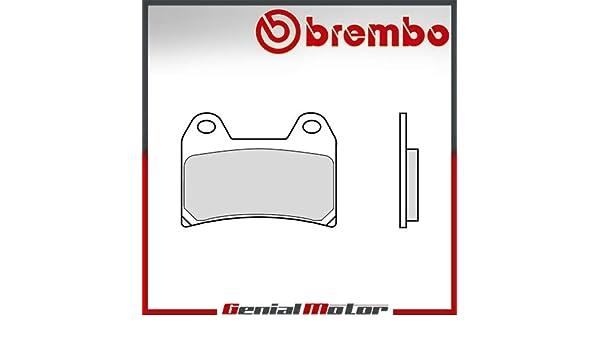 Bremsbeläge Brembo Ant 07bb19 Sa Nevada Classic I E 750 2006 2008 Auto