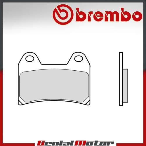 Pastiglie Brembo Freno Ant 07BB19.SA DORSODURO FACTORY 750 2011 > 2016