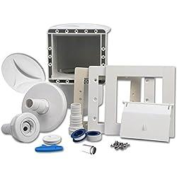 mediPOOL–Skimmer integrado con accesorios