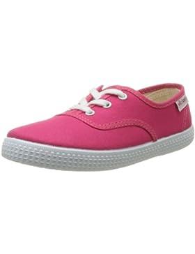 Victoria Inglesa Lona6 - Zapatillas de Deporte de tela niña