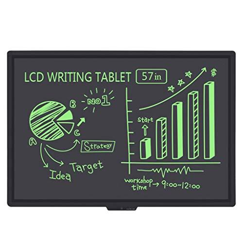 Preisvergleich Produktbild 57-Zoll-LCD-Tafel Bürokonferenzunterricht 57-Zoll-Lichtenergie-Schreibtafel super große Ankündigungstablette