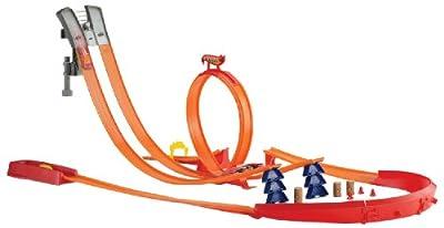 Hot Wheels - Superpack construye tu pista (Mattel Y0276) por Mattel