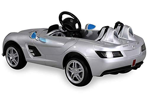 RC Auto kaufen Kinderauto Bild 4: Actionbikes Motors Kinder Elektroauto Mercedes Lizenziert McLaren Stirling Moss Kinder Elektro Auto Kinderauto Kinderfahrzeug Spielzeug für Kinder*