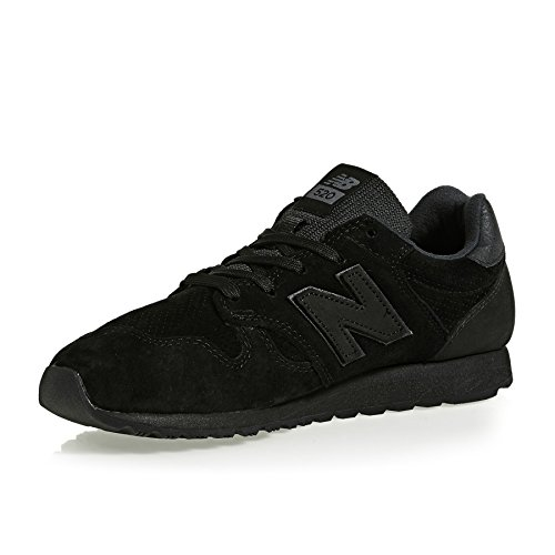 New Balance U520v1, Sneaker Unisex – Adulto Black Mono