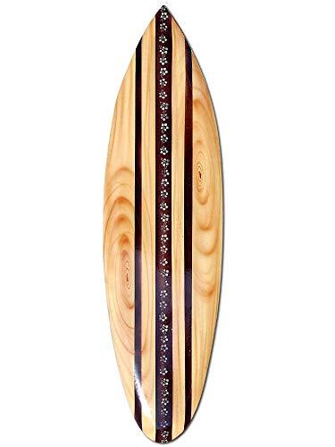 Seestern Sportswear Deko Holz Surfboard 80 cm lang Airbrush Design Surfing Surfen Wellenreiten Surf /1654