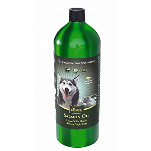 Hunter Olio di Salmone per cani500 ml