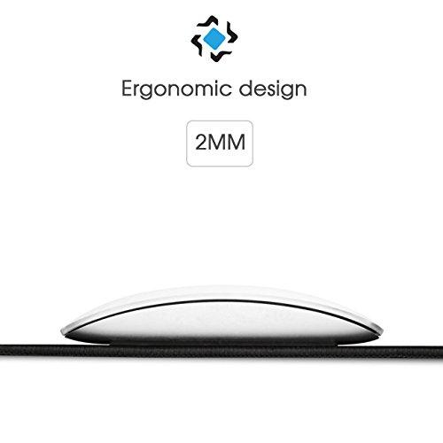 Designer Mousepads / XXL Gaming Size / – Stark haftende Unterseite für optimalen Halt – Optimale Performance für Spiele Kompatibel mit allen Maustypen (Kugel, Optisch, Laser) - 5