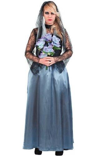 Damenkostüm Zombie Braut [6] (Haloween Kostüme Frauen)