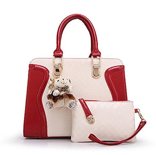 GBT Beutel der Frauen 2016 Neue Art- und Weisefrauen-Handtaschen Red
