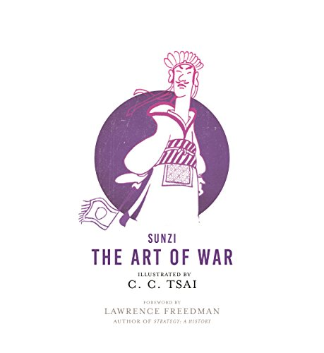The Art of War – An Illustrated Edition (The Illustrated Library of Chinese Classics)