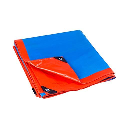 XUEYAN Verdicken Sie Hochleistungs-Wasserdichte Plane-Plane Boden-Blatt-Abdeckungen im Freienisolierungs-Zelt-Spleiß-Markise Sun Shade (größe : 10x15m)