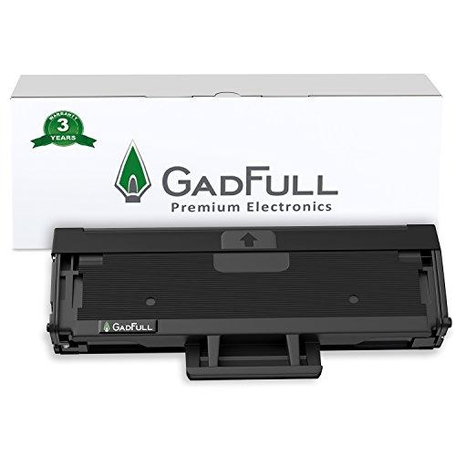 GadFull Cartucce Toner compatibile con Samsung Xpress SL-M2020 | M2020W | M2022 | M2022W | M2070 | M2070W | M2070F | M2070FW | M2026W | Corrisponde al originale MLT-D111S / ELS originale|1800 pagine