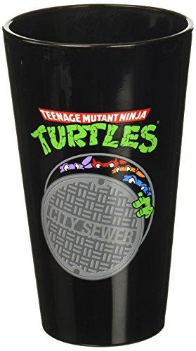 Teenage Mutant Ninja Turtles Bars Pint Glass