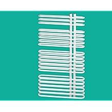 Diseño de baño 940X600 conexión central radiador toallero Neptun
