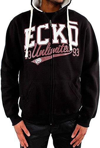 8fec4200b4f Ecko Unlimited Osborn Full Zip Mens Hoody - Black-S
