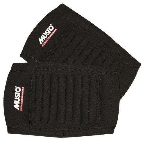 Musto Neoprene Knee Pads, Black, Größe L