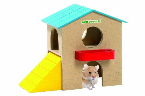 Karlie Wonderland Hamster Haus Cottage 2Böden