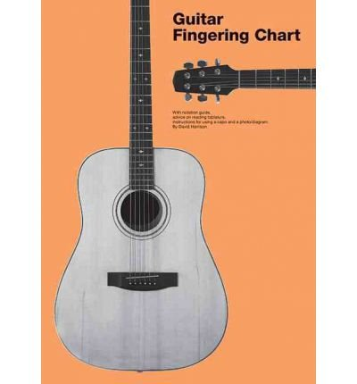 [(Chester Guitar Fingering Chart)] [ By (author) David Harrison ] [March, 2012]
