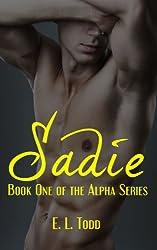 Sadie (Alpha Series #1) (English Edition)