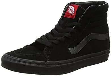 Vans Herren U SK8-HI High-Top Sneaker,, Schwarz, 35 EU
