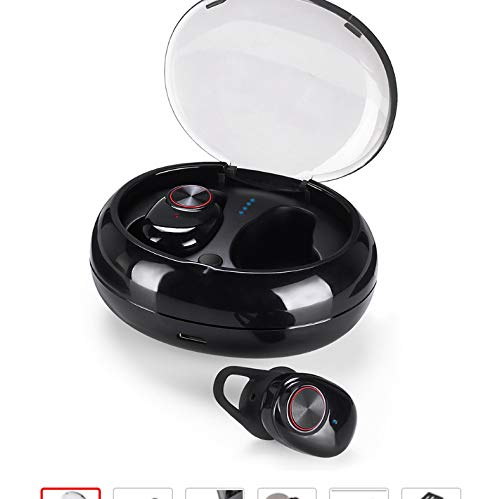 Bluetooth Kopfhörer Ohrhörer Kopfhörer Ohrhörer Kopfhörer Ohrhörer Bluetooth 5,0 Im Ohr Wasserdicht Geräuschunterdrückung Freisprecheinrichtung Sport Gaming Mit Mic