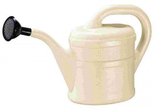 Gießkanne Inhalt 2 Liter aus Kunststoff, rot - 7