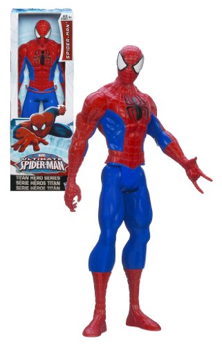 Spider-Man - Hero Figure Ultimate Spider-Man, 30 cm