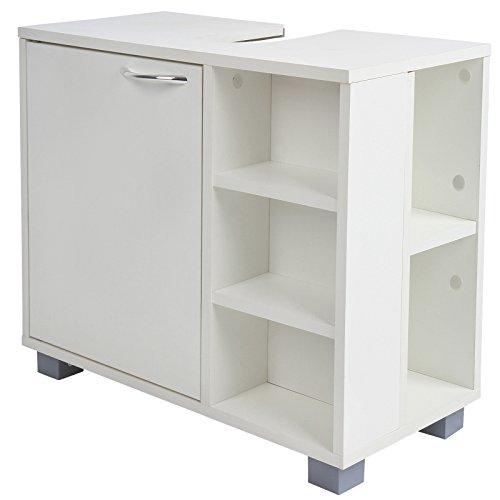 waschbeckenunterschrank in drei verschiedenen farben. Black Bedroom Furniture Sets. Home Design Ideas