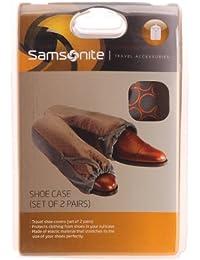 Samsonite Accessoire de Rangement Shoe Case (Set Of 2 Pairs), Article de voyage