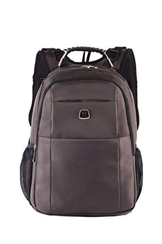 Ruanlei @ Tela Casual zaini viaggio/ laptop backpack / multifunzione zaino business/ Backpack resistente all'acquaAffari esterni di grandi dimensioni double borsa a tracolla, kaki, 19 pollici