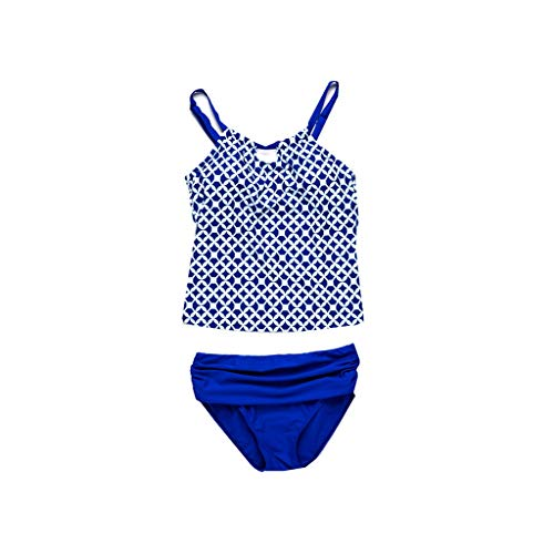 Grande Taille Maillot de Bain Bikini Femme Sport