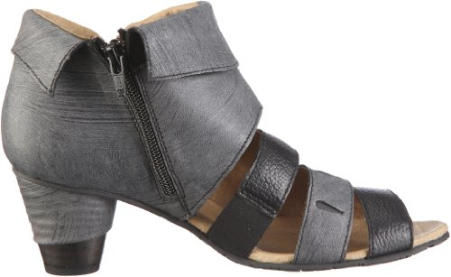 DKode YNETTE SS11, Damen, Sandalen/Fashion-Sandalen Schwarz/Black