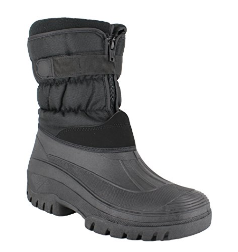 Groundwork LS87 Womens Muckers Mukker Stable Winter Waterproof Lined Snow Boots