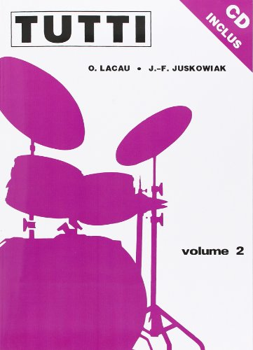 Tutti Volume 2 + 1 CD