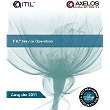 ITIL Service Operation - German Translation: Office of Government Commerce