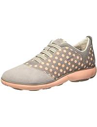 Geox Damen D Nebula C Sneakers