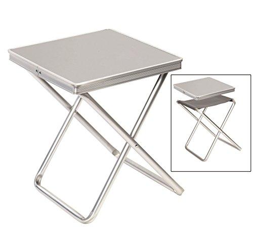 3 in 1 Hocker, Beistelltisch und Tablett, Tischplatte 4… | 04260320410767