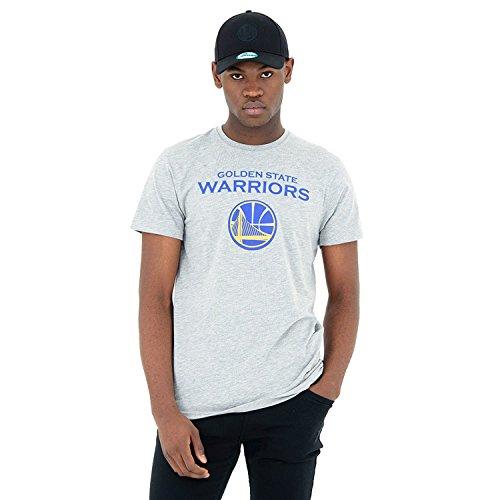 Usc-basketball-shirt (New Era Herren Oberteile/T-Shirt Team Logo Golden State Warriors Grau XXL)