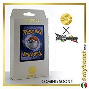 my-booster-SM05-IT-5HR/156 Cartas de Pokémon (SM05-IT-5HR/156)